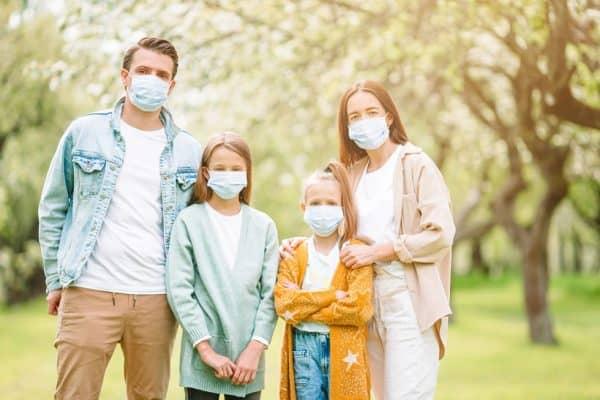 schutzmasken kinder