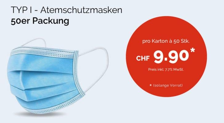schutzmasken günstig kaufen